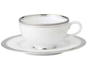 【まとめ買い10個セット品】ヤ579-167 シルバーリッチ 紅茶碗【キャンセル/返品不可】【厨房館】
