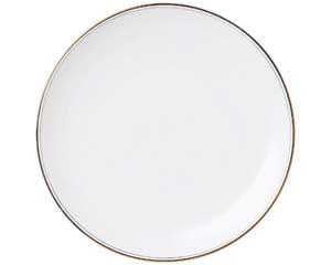 和食器 ヤ586-686 玉メタ12吋皿