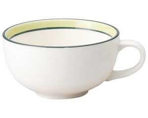 【まとめ買い10個セット品】ツ576-597 グリーンセラム 片手スープ【キャンセル/返品不可】【厨房館】