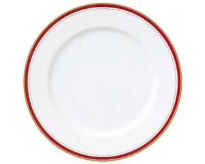 【まとめ買い10個セット品】和食器 ホ594-046 10吋ディナー皿 【キャンセル/返品不可】【厨房館】