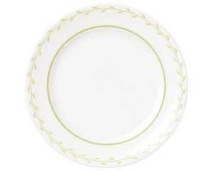 【まとめ買い10個セット品】ヤ590-327 オリーブ 27cmディナー皿【キャンセル/返品不可】【厨房館】