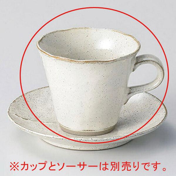 和食器 キ609-286 白伊賀コーヒー碗のみ