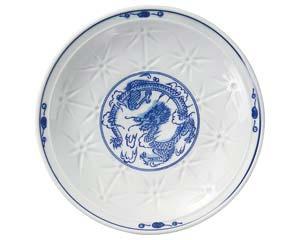 【まとめ買い10個セット品】ミ660-677 ホタル竜 9.0皿【キャンセル/返品不可】【厨房館】