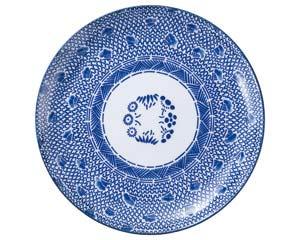 【まとめ買い10個セット品】和食器 ホ665-016 11吋メタ丸皿 【キャンセル/返品不可】【厨房館】