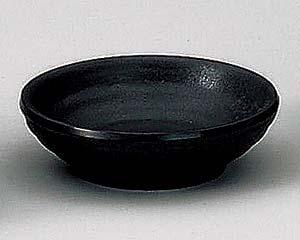 和食器 ワD727-186 小鉢(小)黒 メラミンM11-141