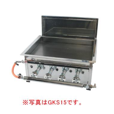 IKK ガス餃子焼き器GKS18 【 メーカー直送/代引不可 】 【厨房館】