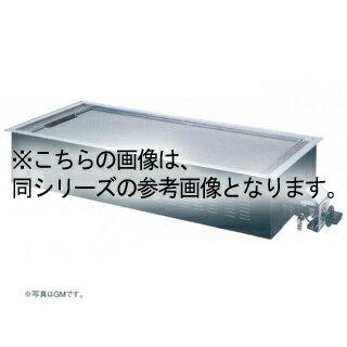 【 業務用 】 テーブル用 ガス式ユニット Gシリーズ GO 6枚焼 12A・13A(都市ガス)【 メーカー直送/後払い決済不可 】【厨房館】
