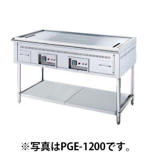 【 業務用 】業務用 ピタット グリドル電気式 PGE-1200 鉄板16mm厚 【 メーカー直送/後払い決済不可 】