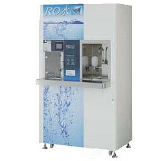 【 業務用 】フクシマガリレイ 福島工業 RO水自動機 ROVM-08HFR【 メーカー直送/後払い決済不可 】