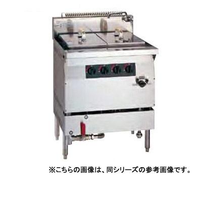【 業務用 】 角麺釜 SUB-120S 1200×600×800mm 12A・13A(都市ガス)【 メーカー直送/後払い決済不可 】【厨房館】