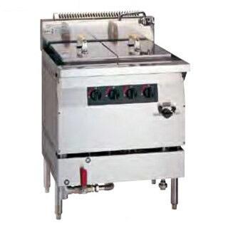 【 業務用 】 角麺釜 SUB-65S 650×600×800mm 12A・13A(都市ガス)【 メーカー直送/後払い決済不可 】【厨房館】