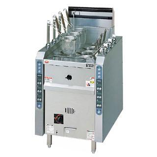 ガス自動ゆで麺機 MRL-03LC LPG(プロパンガス)【 厨房機器 】【 メーカー直送/後払い決済不可 】【厨房館】