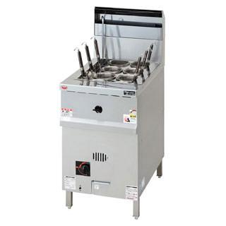 ガス角槽型ゆで麺機 MRLN-03C  12A・13A(都市ガス)【 厨房機器 】【 メーカー直送/後払い決済不可 】【厨房館】