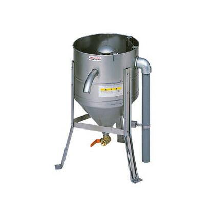業務用 マルゼン 水圧 洗米機 洗米器 MRW-15 【 メーカー直送/後払い決済不可 】【 maruzen お米 洗う 米研 大量 簡単 】 【厨房館】