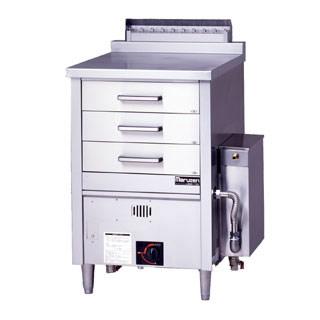 【 業務用 】業務用 マルゼン ガス蒸し器 MUD-J13C 【 厨房機器 】 【 メーカー直送/後払い決済不可 】