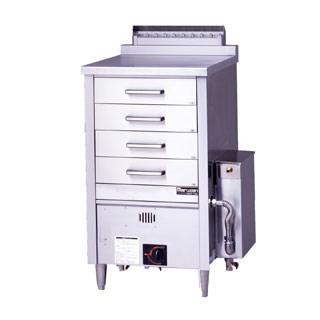 【 業務用 】業務用 マルゼン ガス蒸し器 MUD-J14C 【 厨房機器 】 【 メーカー直送/後払い決済不可 】