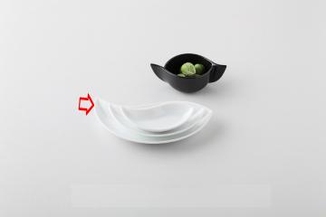 卸売り kak-351426 和食器 白磁ペーズリー 10吋皿 36A402-15 厨房館 返品不可 キャンセル まごころ第36集 新作アイテム毎日更新