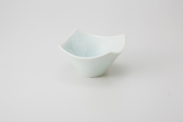 【まとめ買い10個セット品】和食器 青白瓷 角鉢 36M069-16 まごころ第36集 【キャンセル/返品不可】【厨房館】