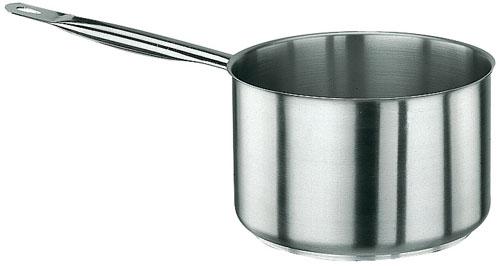 【 業務用 】片手鍋 パデルノ 18-10 ステンレス 片手深型鍋[蓋無] 1006-36cm IH対応 IH鍋