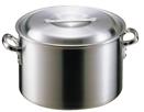 【 業務用 】半寸胴鍋 業務用 アルミDON半寸胴鍋 42cm