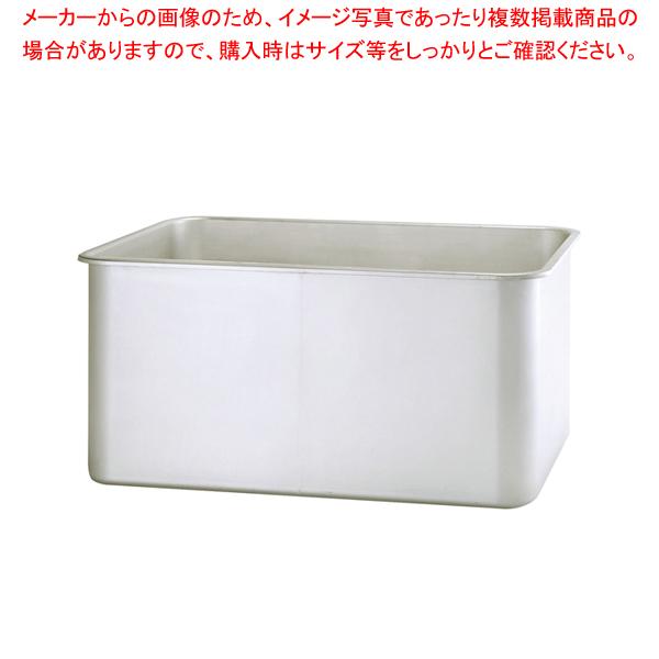 弁慶 ステンレスタンク ストレート 400L 【厨房館】