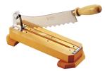 【 業務用 】【 パンスライサー 】 マトファ フランスパンカッター 120063 刃渡400mm