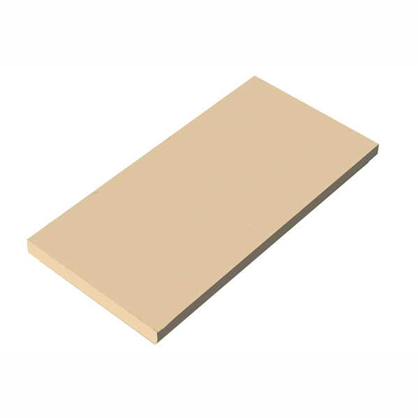 【 業務用 】【 まな板 1200mm 】瀬戸内 一枚物カラーまな板ベージュ K11A 1200×450×H20mm 【 メーカー直送/代金引換決済不可 】
