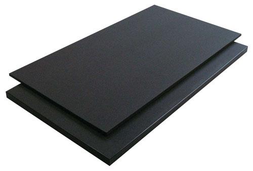 【 業務用 】【 黒い まな板 2000mm 】ハイコントラストまな板 K17 2000×1000×20mm業務用まな板 【 メーカー直送/代引不可 】