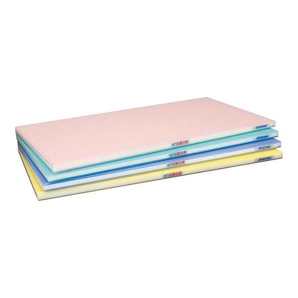 【 業務用 】抗菌ポリエチレン全面カラーかるがるまな板 600×350×H18mm 青