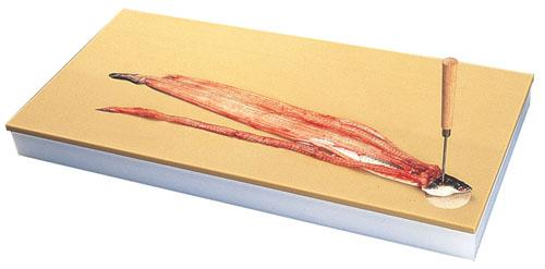 【 業務用 】【 まな板 鮮魚専用 1000mm 】鮮魚[生魚加工]専用プラスチックまな板 10号 1000×450mm 【 メーカー直送/代引不可 】