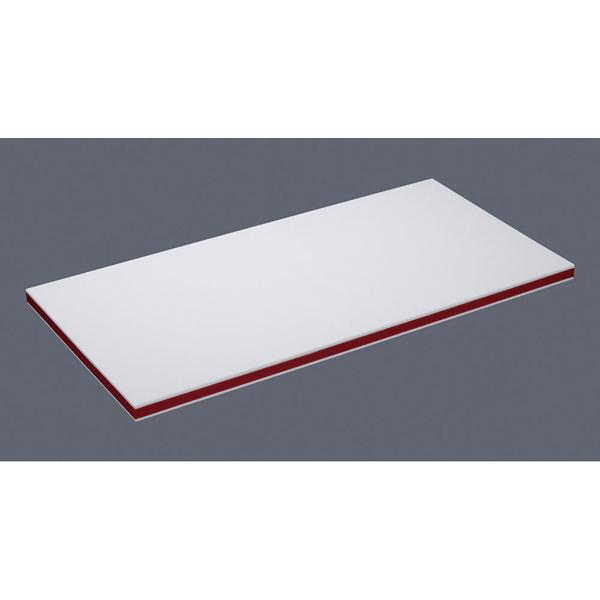 住友軽量抗菌スーパー耐熱まな板LIGHT 20MKL 赤 【 メーカー直送/代引不可 】 【厨房館】