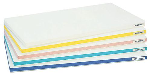 【 業務用 】【 まな板 600mm 】ポリエチレン・かるがるまな板標準 600×350×H25mm 黄色 【 メーカー直送/代引不可 】