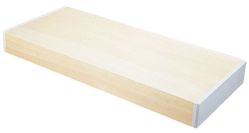 【 業務用 】【 まな板木 600mm 】木曽桧まな板[合わせ板] 600×330×H60mm