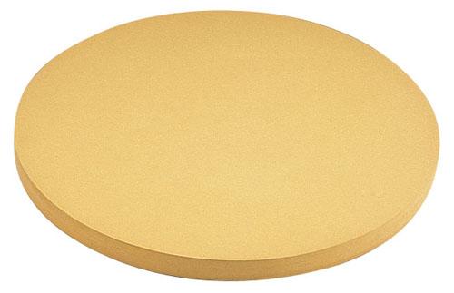 【 業務用 】【 中華まな板 φ450×H30mm 】 ゴム中華まな板