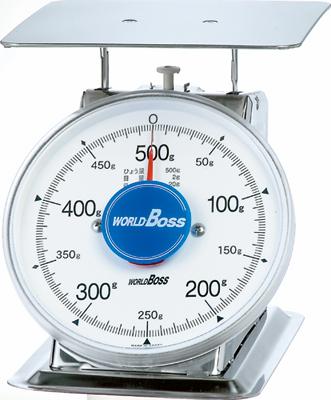 【 業務用 】サビないステンレス上皿秤 SA-500S 500g