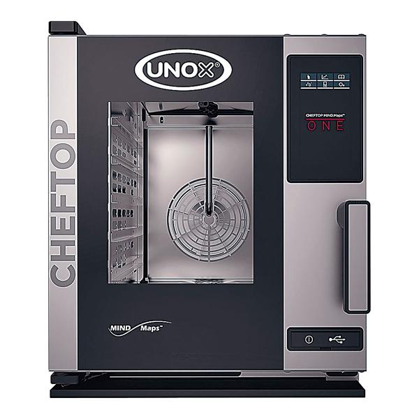 電気式 スチームコンベクションオーブン ウノックス XV-206ONE 【厨房館】