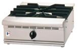 【 業務用 】ガス式テーブルコンロ FGTC45-45 LPガス 【 メーカー直送/代金引換決済不可 】 【 ガステーブル プロパン LPG 】