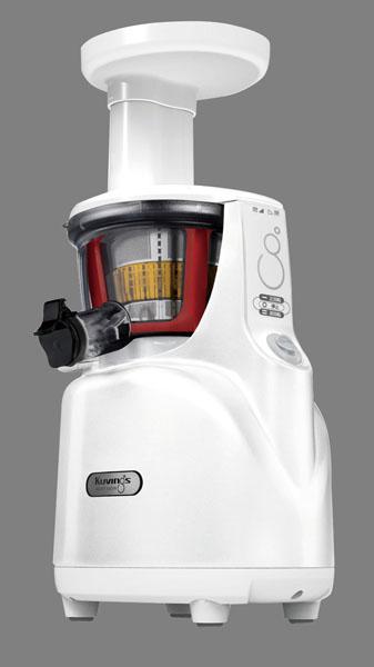 【 業務用 】クビンス サイレントジューサー JSG-150W ホワイト