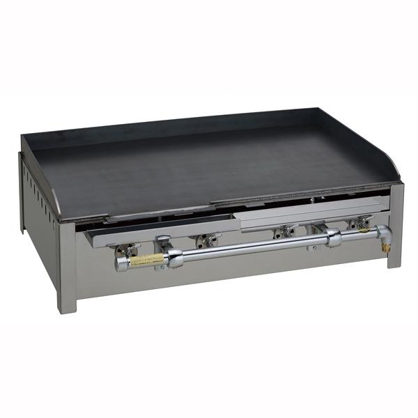 【 業務用 】台置き式 鉄板焼器 GR-95 LPガス【 メーカー直送/後払い決済不可 】