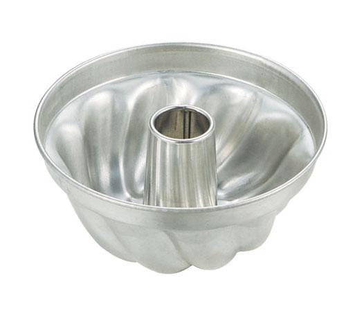 『 ケーキ型 焼き型 クグロフ型 』マトファー[Matfer] クーグロフ 340642 φ200mm【厨房館】