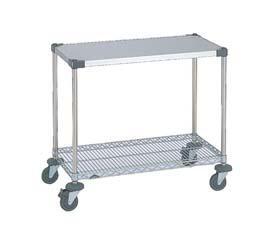 【 業務用 】ワーキングテーブル 1型 NWT1D 【 メーカー直送/後払い決済不可 】