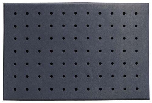 【 業務用 】疲労軽減マット 穴あき 600×900 【 メーカー直送/後払い決済不可 】