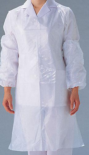 【 業務用 】パル ポリエプロン[200枚×5ロール] OA301W ホワイト
