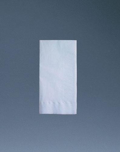 【 業務用 】ナプキン 白無地 8ッ折 2ply45×45cm[2,000枚入]