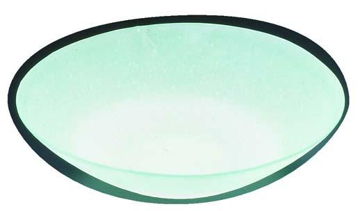 【 業務用 】硝子和食器 若草 40センチ 盛皿