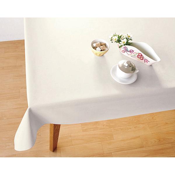 テーブルクロス スマートクロス SMA105 アイボリー 【厨房館】