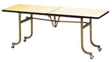 【 業務用 】フライト 角テーブル KA1860 【 メーカー直送/代金引換決済不可 】