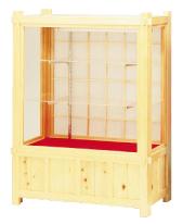 【 業務用 】白木 サンプルケース UK-900H 【 メーカー直送/代金引換決済不可 】