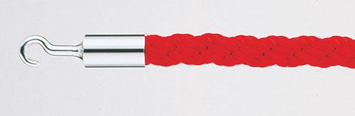 【 業務用 】パーティションロープ Aタイプ 30C レッド 【 メーカー直送/代金引換決済不可 】
