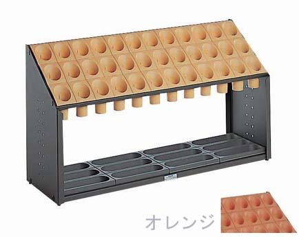【 業務用 】オブリークアーバンB B36[36本立]オレンジ 【 メーカー直送/代金引換決済不可 】 【 店舗備品傘立て 】